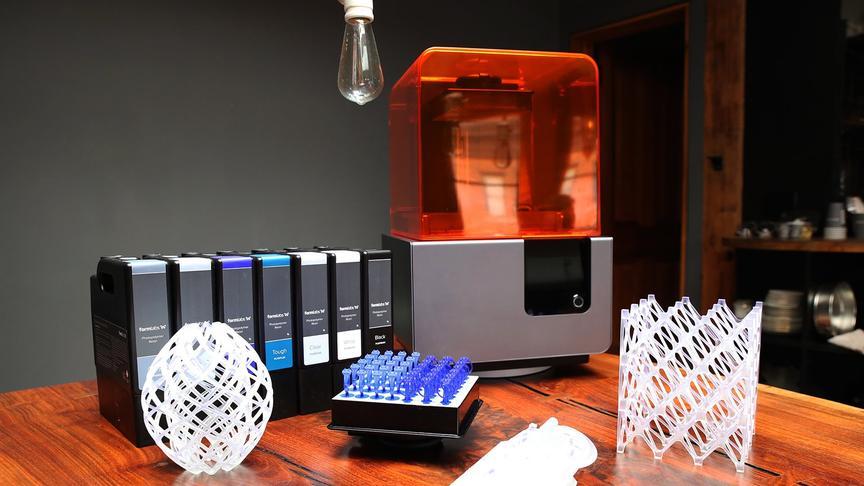Внешний вид 3D-принтера