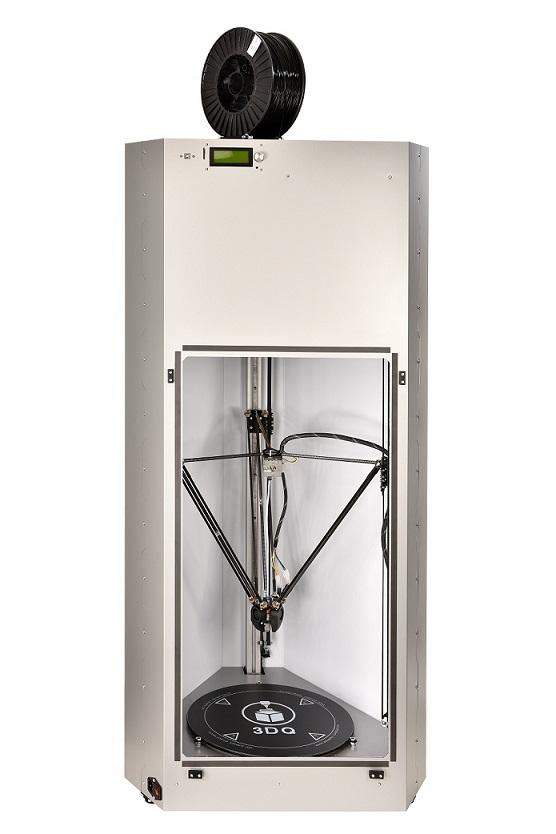 3D принтер 3Dquality Prism Pro V2