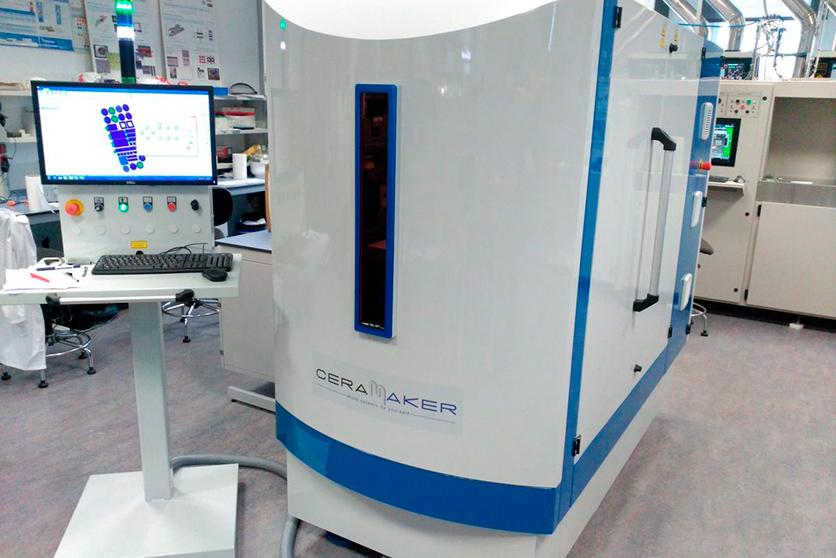 3D принтер 3D Systems CeraMaker программное обеспечение