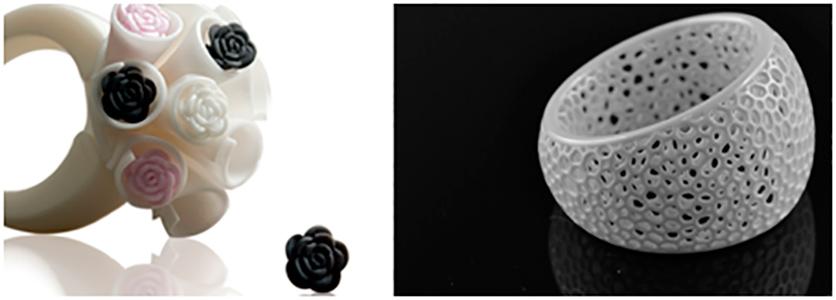 3D принтер 3D Systems CeraMaker пример 1