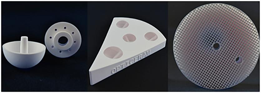 3D принтер 3D Systems CeraMaker пример 2