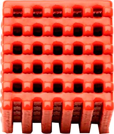 Примеры изделий 3D принтера ACEO Imagine по силикону