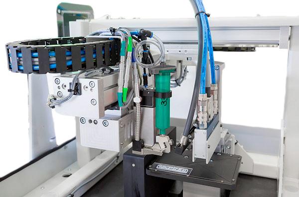 3D принтер ACEO Imagine по силикону