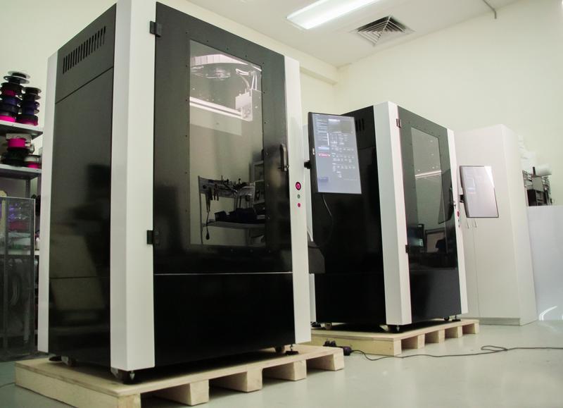 принтер на производстве