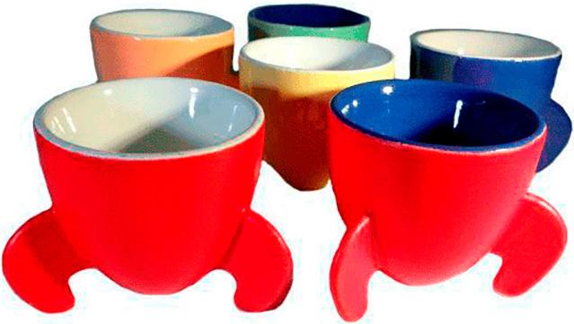 Примеры изделий 3D принтер 3D Systems Cerajet керамический