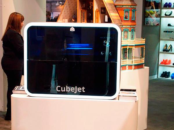 3D принтер 3D Systems Cerajet керамический