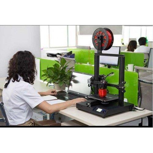 принтер в работе