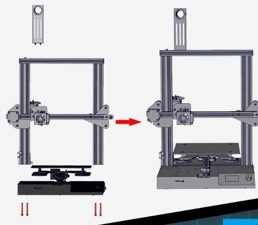 принтер сборка