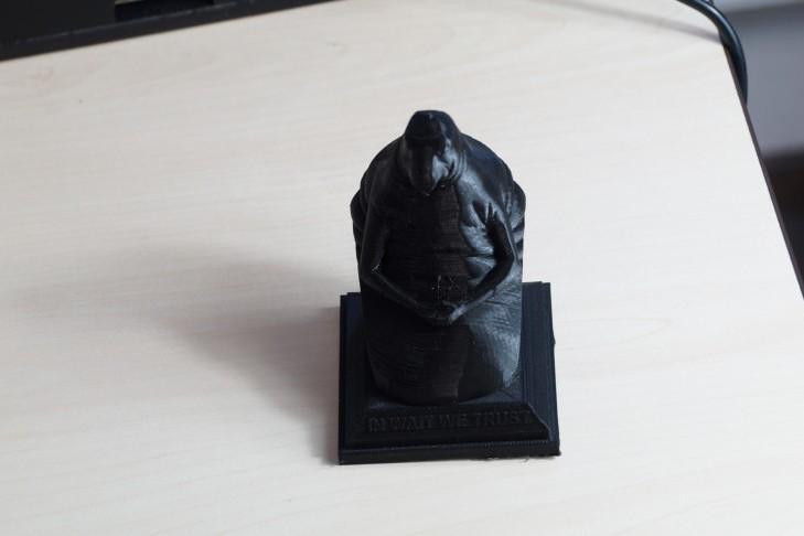 пример печати ждун