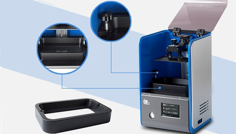 3D принтер Creality LD-001