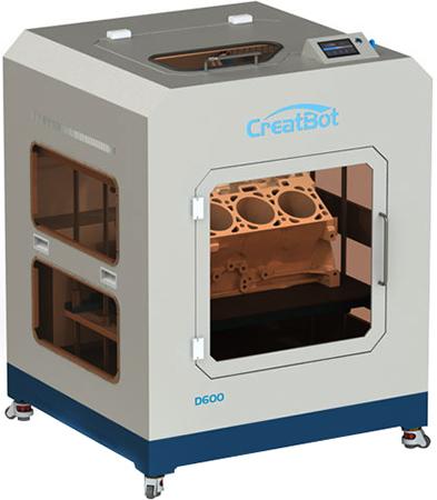 3D принтер CREATBOT D600