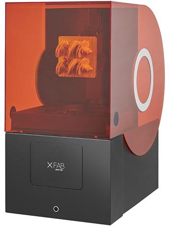 3D принтер DWS XFAB 3500SD