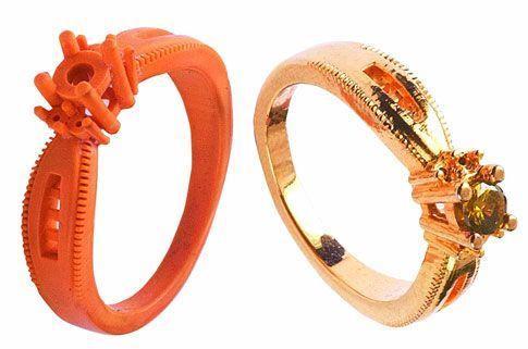 кольца  заготовки