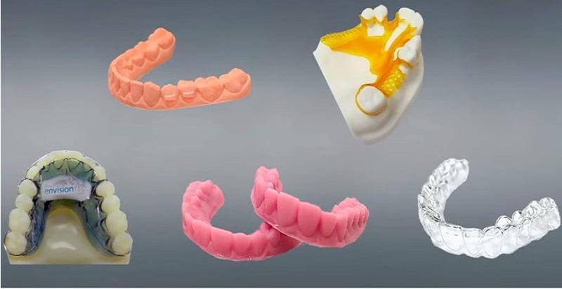 макеты зубов