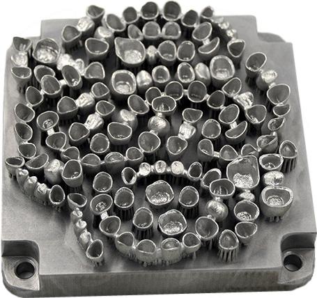 Примеры изделий 3D принтера Farsoon FS121M