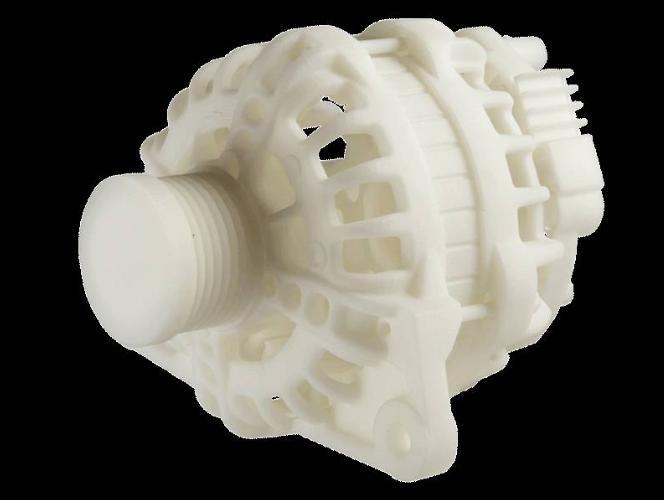 белый мотор
