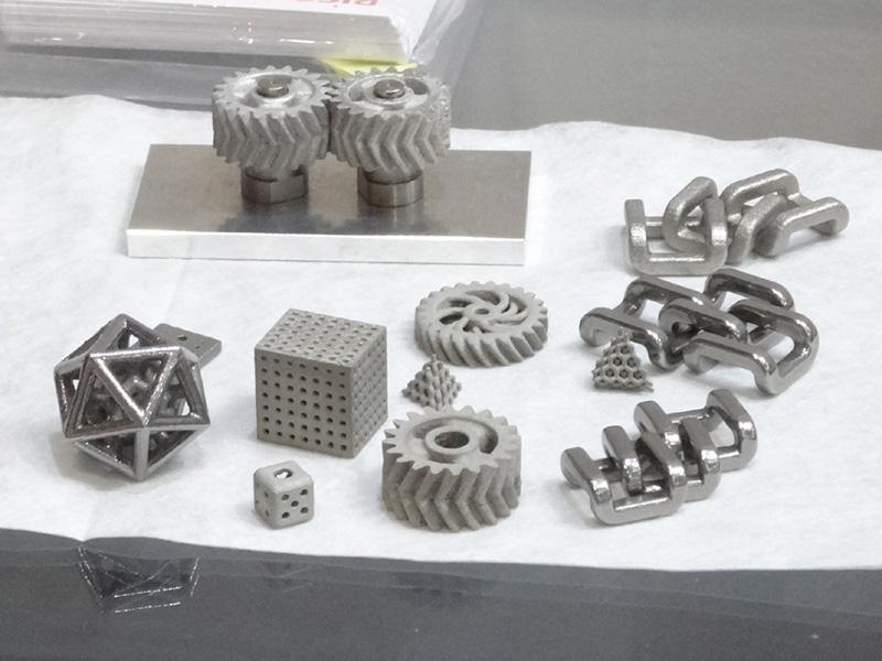 изделия кубики шестеренки