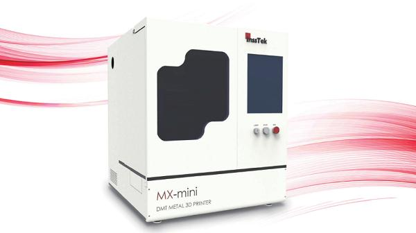 3D принтер по металлу InssTek MX-Mini