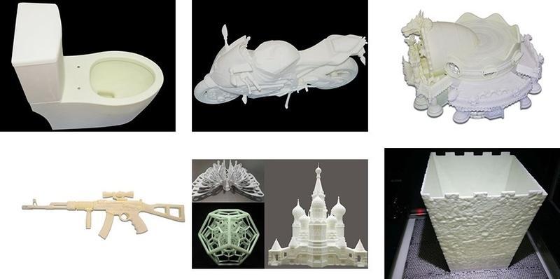 изделия разные из пластика 8 видов