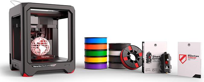 3D принтер MakerBot Replicator Mini