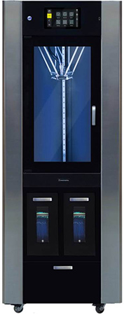 3D принтер Mass Portal D400 Dual Dryer