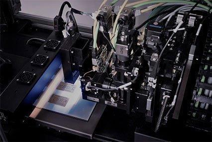 внутренняя часть принтера