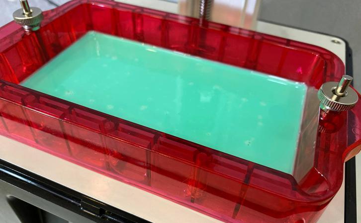 ванночка с полимером