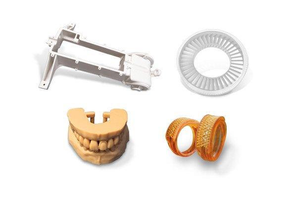 кольца, челюсть, деталь макеты