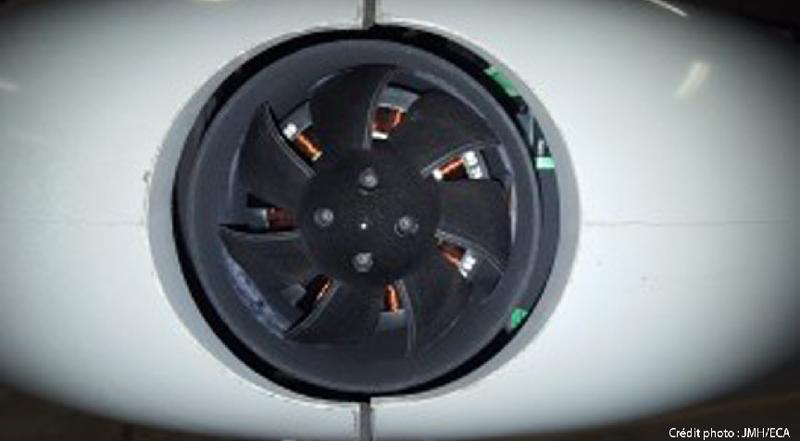 черная турбина