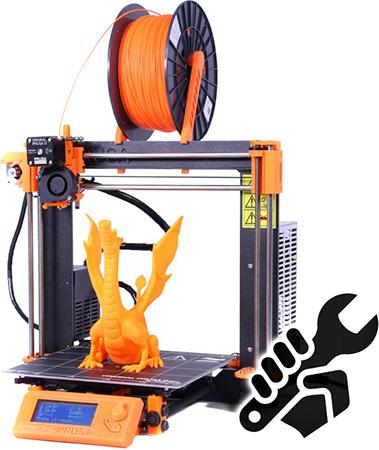  3D принтер Original Prusa i3 MK2S (в сборе) Нажмите и перетащите 