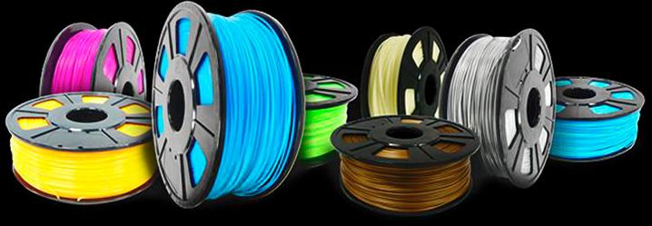 Материалы для 3D принтера Tevo Tarantula