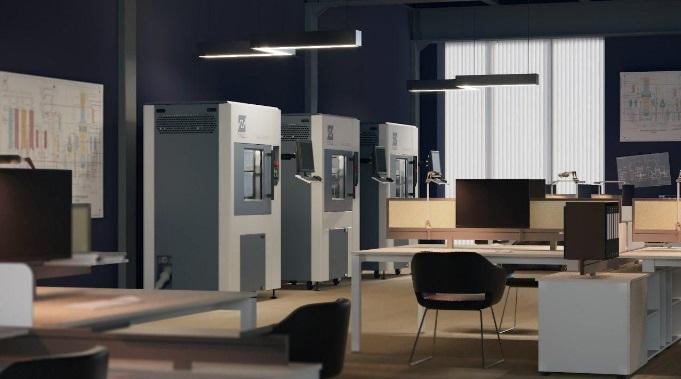 принтеры в помещении