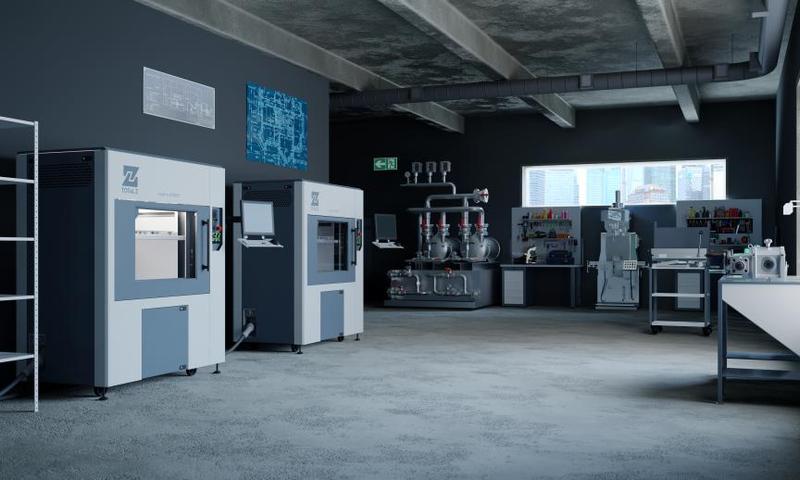 принтеры на производстве