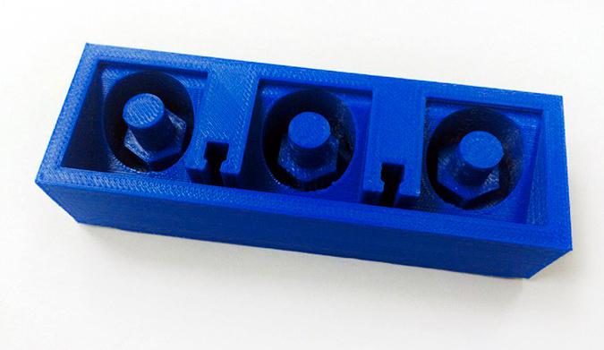 3D принтер Vortex Giant Capsula