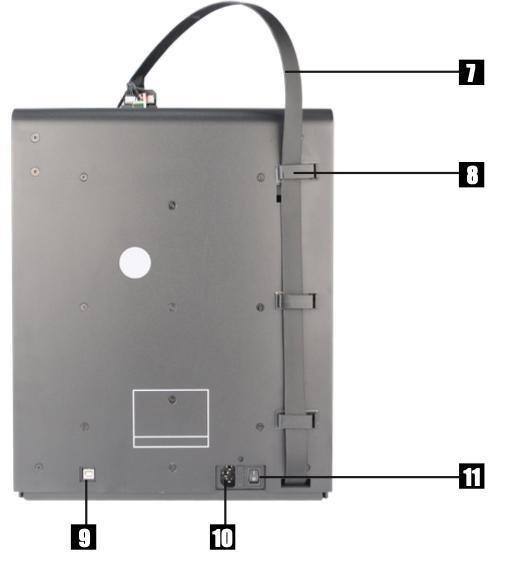 принтер с указателями