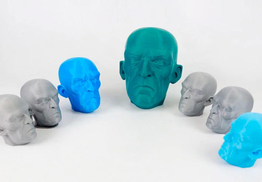 головы