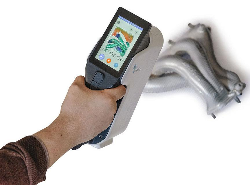 калибри фото со сканером