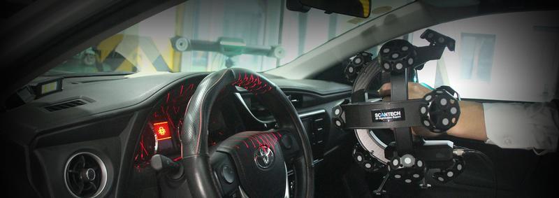 сканирование авто