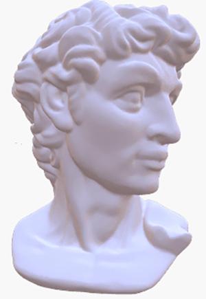 3D сканер Artec Eva Lite пример 1