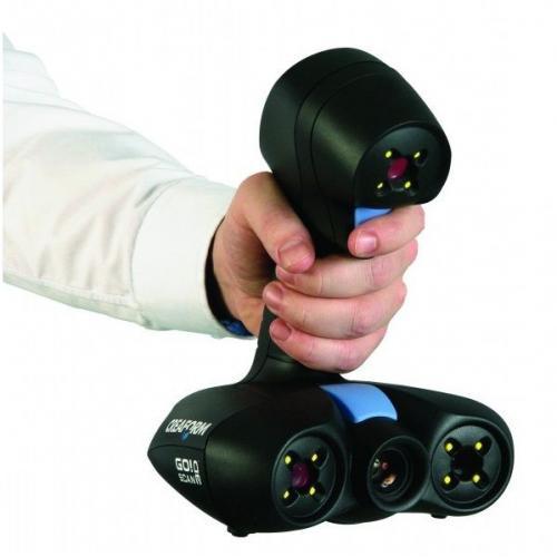 Go! Scan 20 сканер в руке