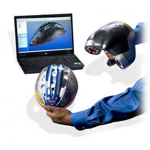 оцифровка сканер ноутбук деталь рука