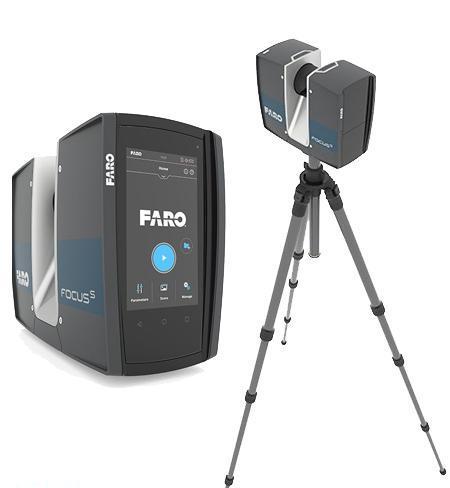 сканер и штатив