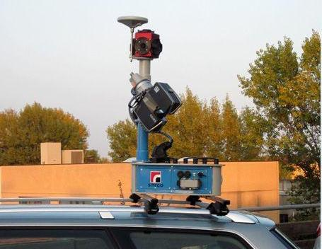 дорожный сканер