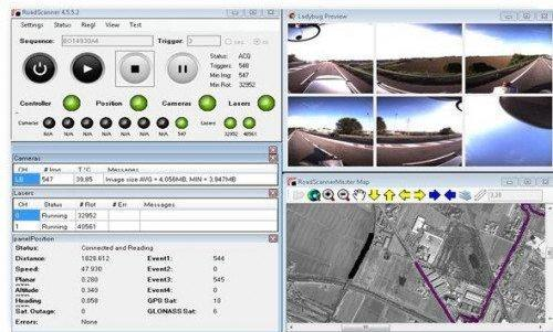 программа для сканирования дорог