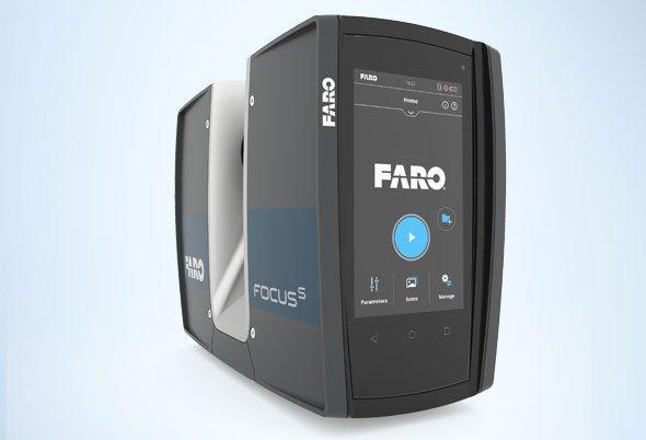 сканер фирмы фаро