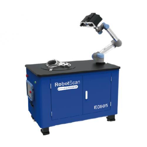 сканер робот