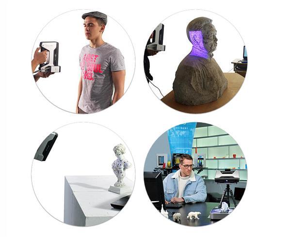 3D сканер Shining Einscan PRO