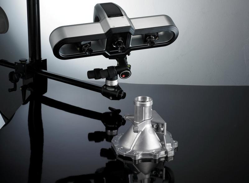 3D сканер Solutionix