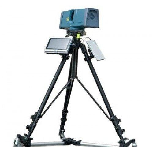 сканер на штативе