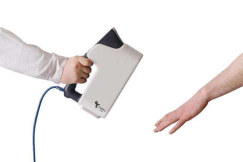 сканирование руки